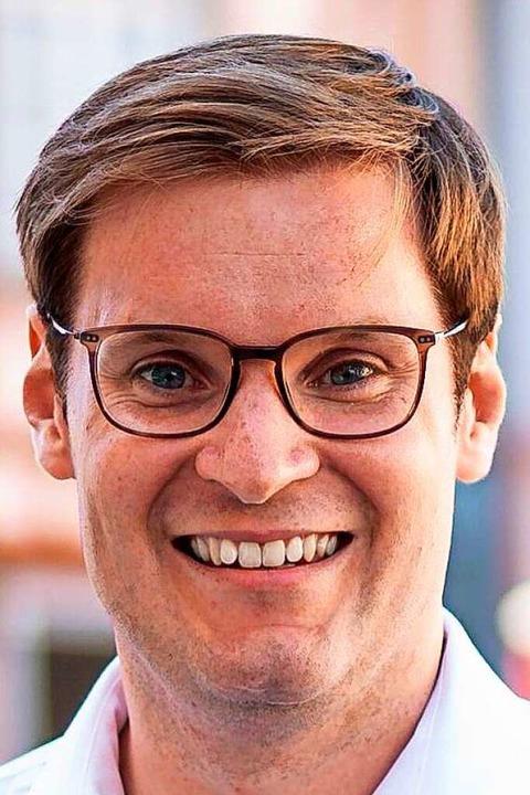 Yannick Bury (CDU)  | Foto: Kienzler