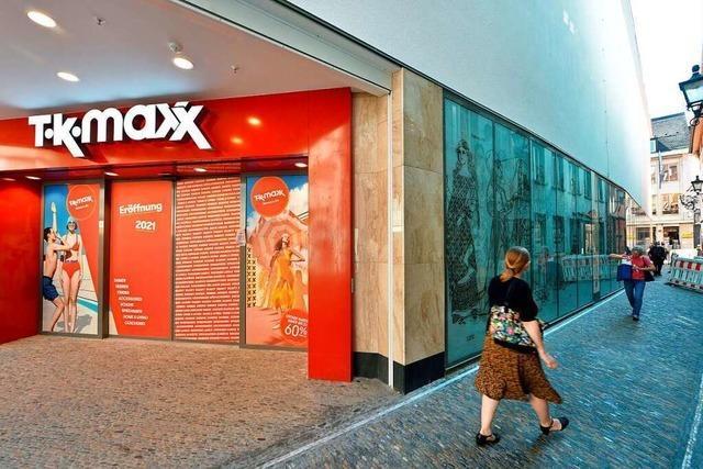 TK Maxx verkauft ab 16. September Mode-Schnäppchen in der ehemaligen Sportarena in Freiburg