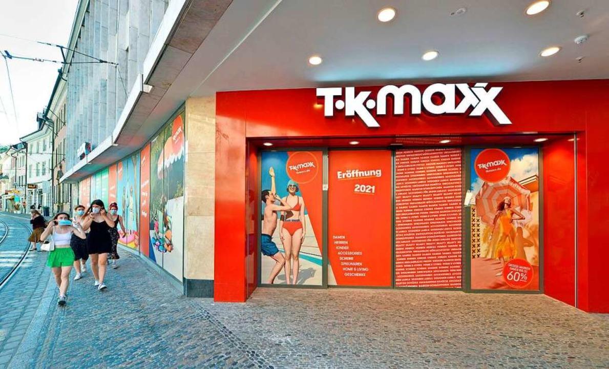 TK Maxx zieht in die Salzstraße 12  | Foto: Michael Bamberger