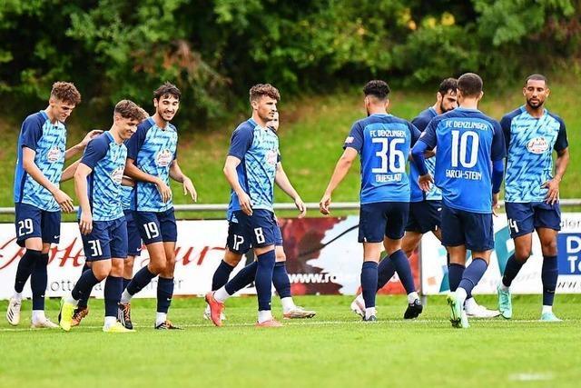Frische-Faktor spricht für FC Waldkirch vor Derby in Denzlingen