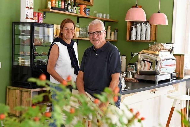 Im Freiburger Café
