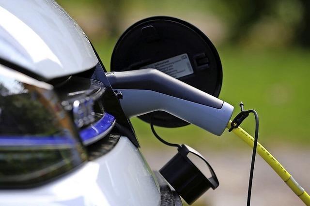 In Fessenheim könnten alte E-Auto-Batterien recycelt werden