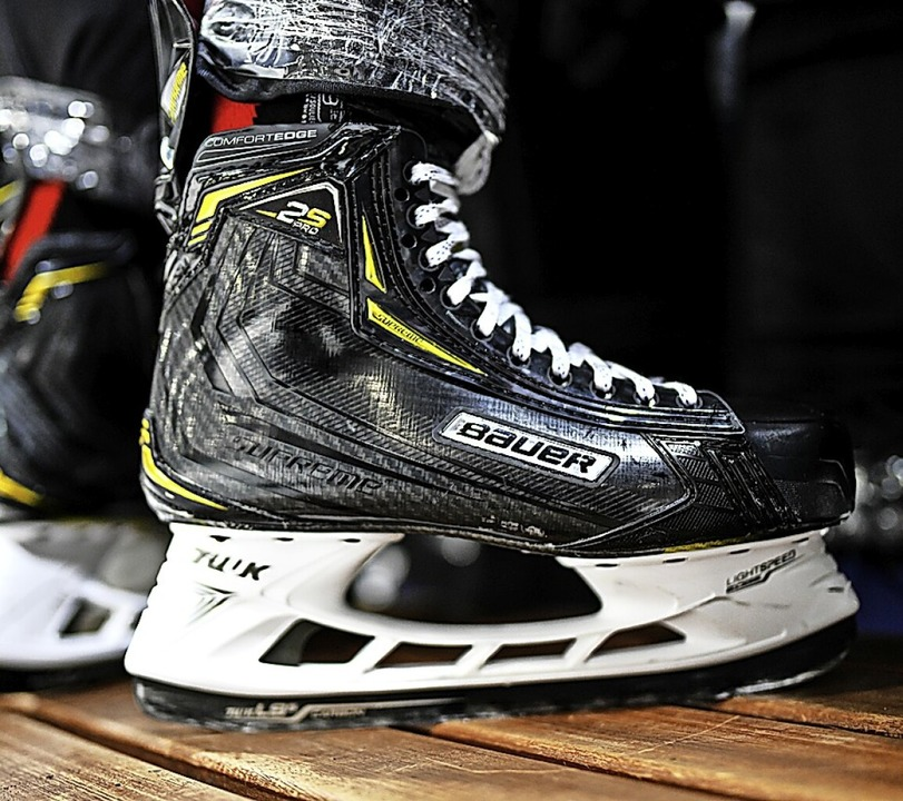 Bietigheim hat nur 40000 Einwohner, aber ein großes Herz fürs Eishockey.     Foto: Patrick Seeger