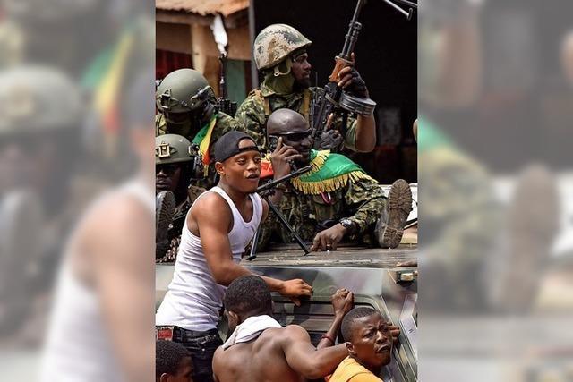 Wieder ein Putsch in Westafrika