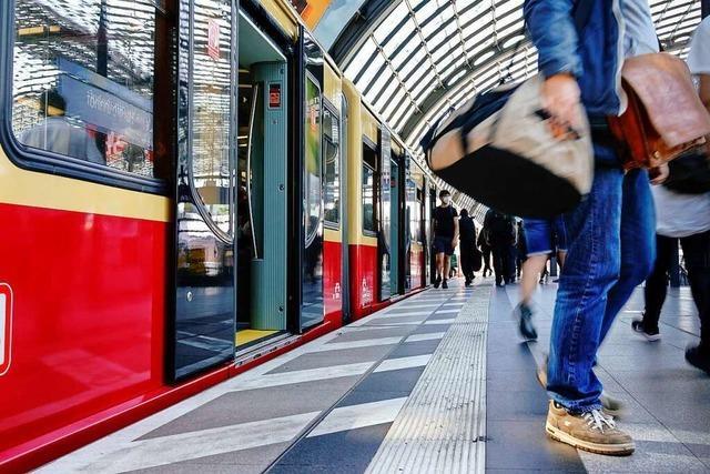 Die Züge rollen wieder – Bahn mit Anlaufen des Betriebs zufrieden