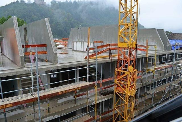Warum es bei der Hotelerweiterung des Waldkircher Storchen so lange dauert