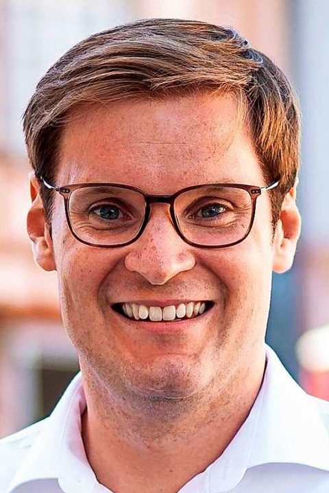 Yannick Bury (CDU)    Foto: Kienzler