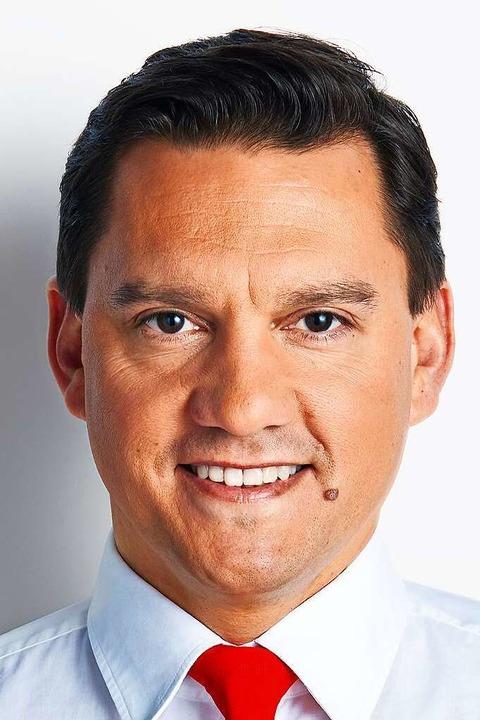 Johannes Fechner (SPD)    Foto: Susie Knoll