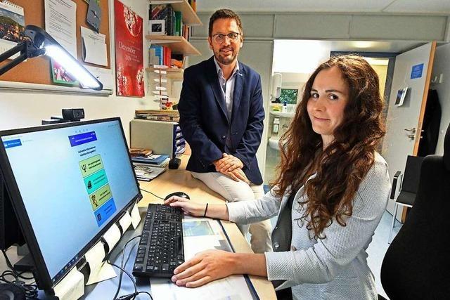 In Freiburg entsteht eine Beratungs-App für Krebspatienten