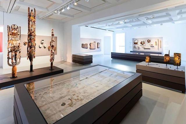 Das Museum der Kulturen Basel bringt die ganze Welt unter ein Dach