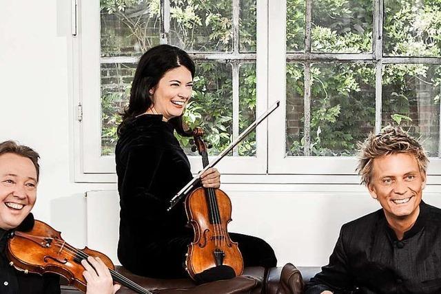 Der Markgräfler Musikherbst macht erneut Station in Alt-Weil