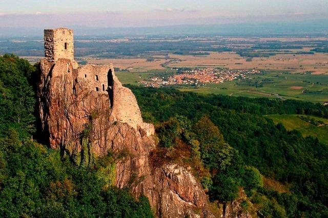 Warum baut man heute kaum noch Burgen?