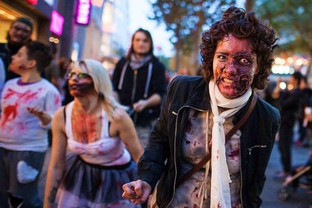 Was ist ein Zombie?