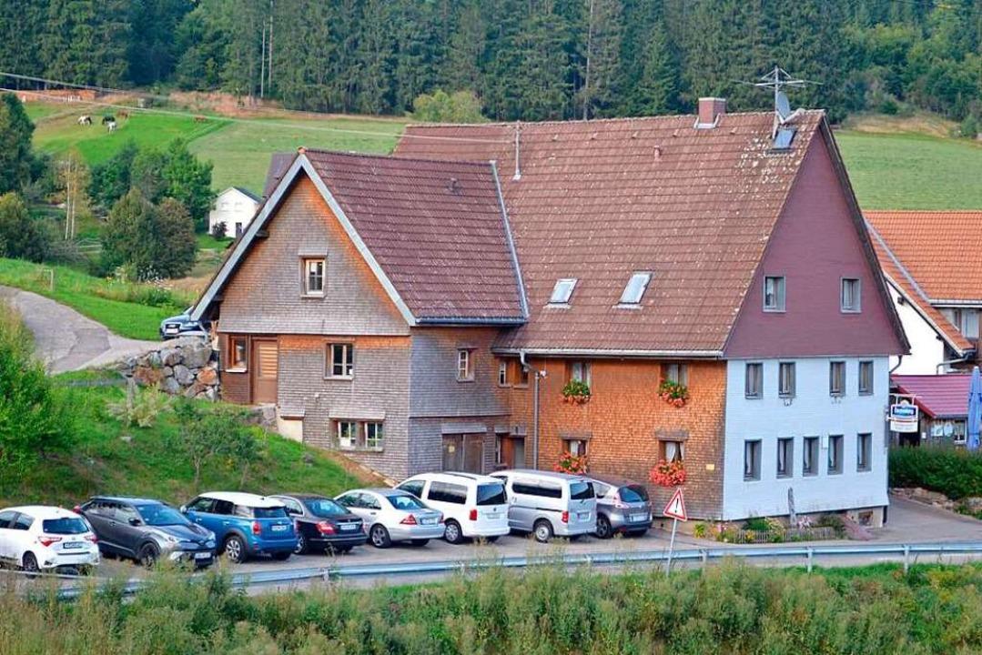 Das beliebte Traditionsgasthaus schließt im Oktober.    Foto: Liane Schilling