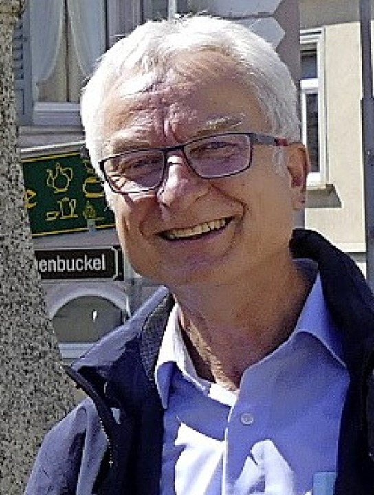 Bürgermeister Marlon Jost  | Foto: Juliane Kühnemund