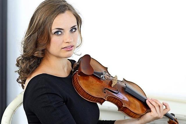 In Hinterzarten dreht sich beim Marschner Festival am Wochenende alles um die Violine