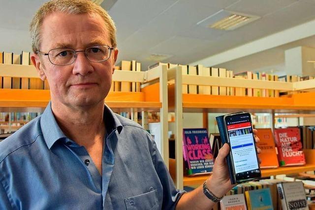 Die Gemeindebücherei Grenzach-Wyhlen schließt, um online umzuziehen