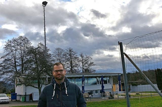 SV Schwörstadt blickt mit Sorge auf die neue Saison