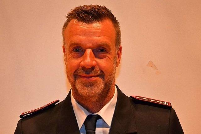 Patrick Bühler: Feuerwehren der Region sollten näher zusammenrücken