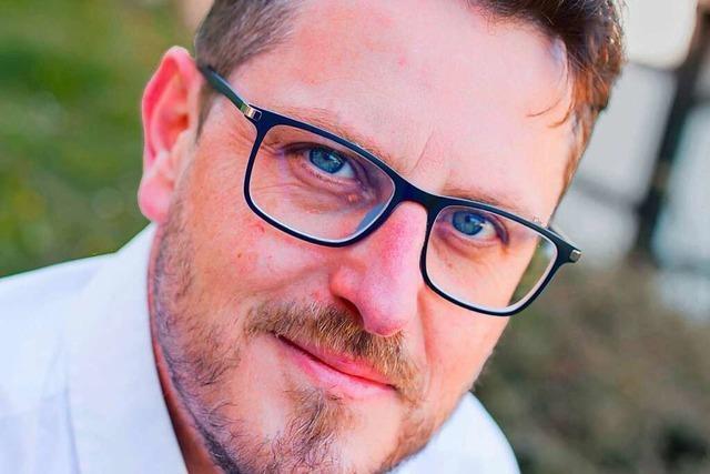 Tino Ritter (FDP) will sich für die Energiewende als Freiheitschance einsetzen