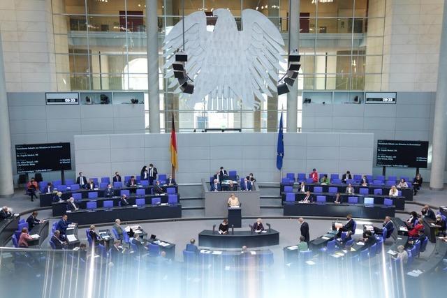 Neue Indikatoren, neue Auskünfte: Bundestag ändert Infektionsschutzgesetz