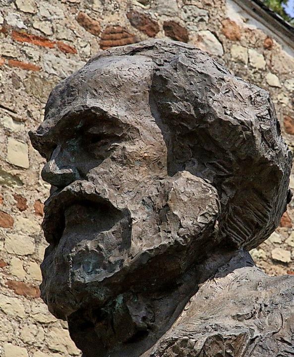 Marx-Denkmal von Wu Weishan    Foto: Alexander Dick