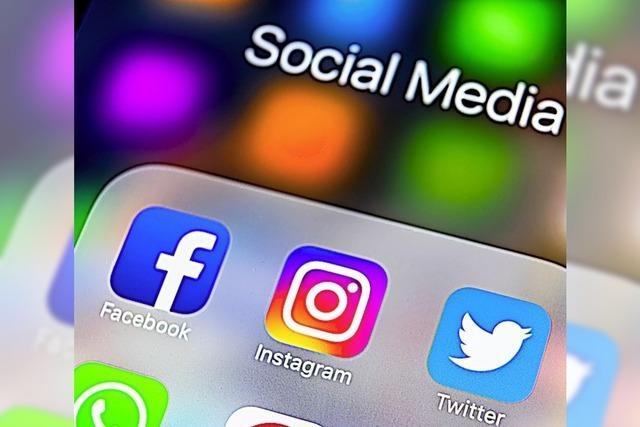Soziale Netzwerke kämpfen gegen Einflussnahme