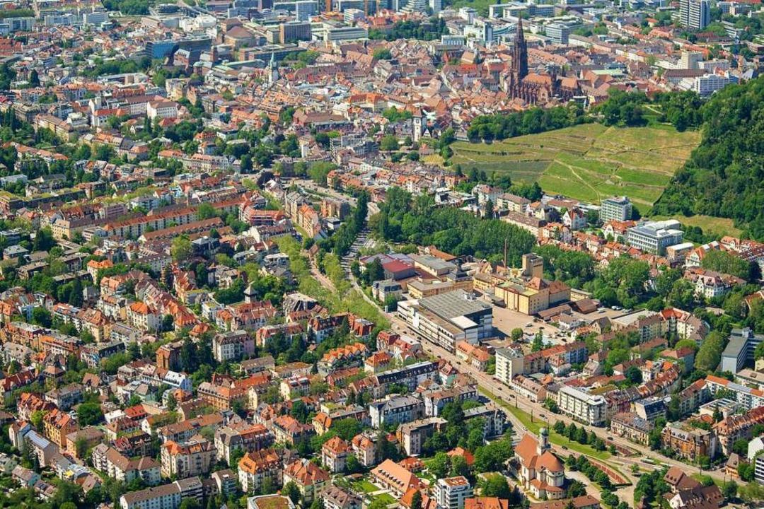 Freiburg  | Foto: Nils Theurer