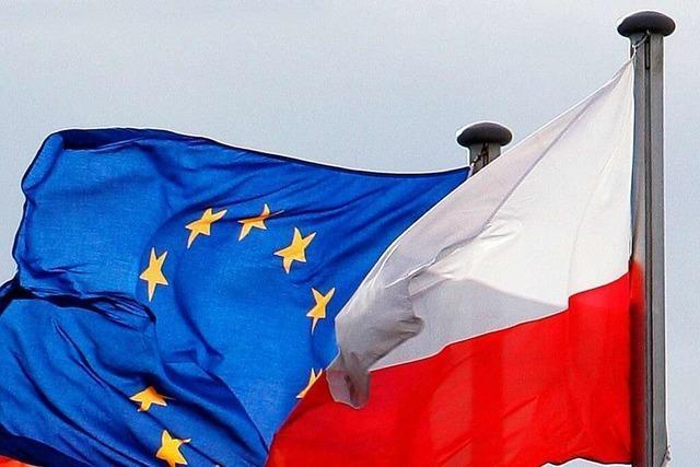Warschau und Brüssel in einem Streit mit hohem Eskalationspotenzial