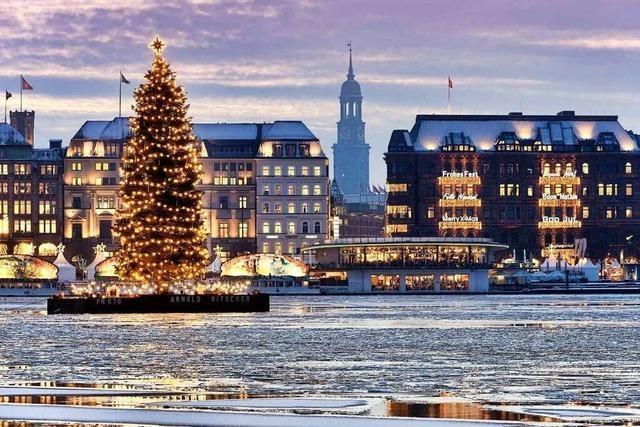 Vorweihnachtliches Hamburg und Elbphilharmonie
