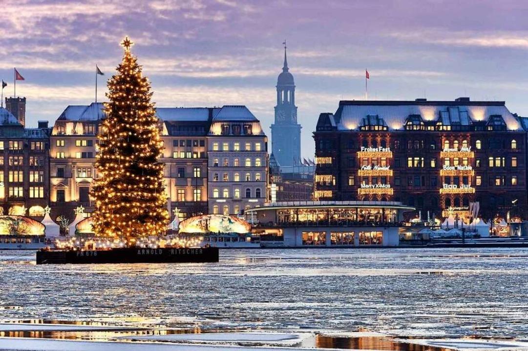Winterliches Hamburg  | Foto: Christian Ohde