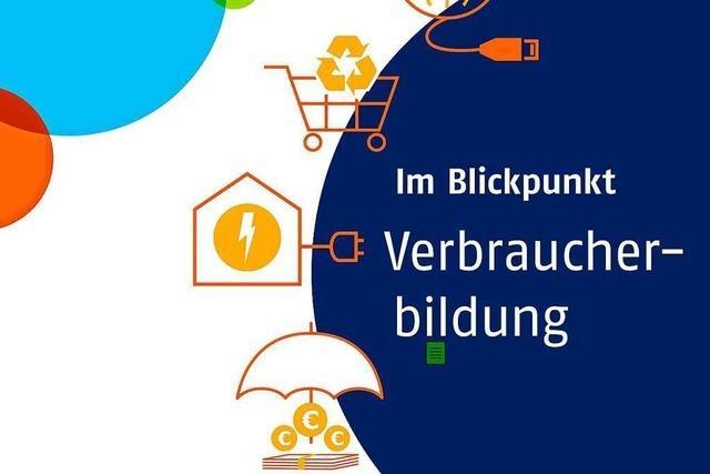 Verbraucherbildung ist ein Schwerpunkt im neuen Programm der Volkshochschule Freiburg