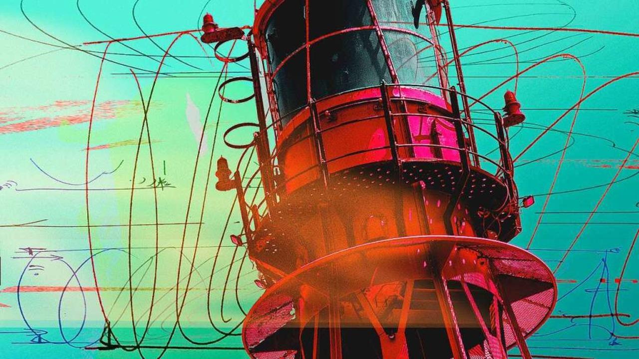 Eines der Zeiträume-Projekte findet im früheren Feuerschiff Gannet statt.  | Foto: Luns Riegger