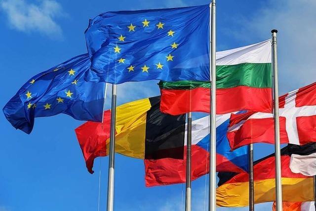 Gundelfinger Chor singt in zwölf Sprachen, um Europa miteinander zu verbinden