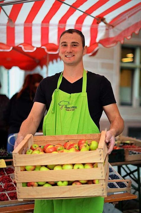 Dominik Schätzle, Waldkirch    Foto: Kathrin Blum
