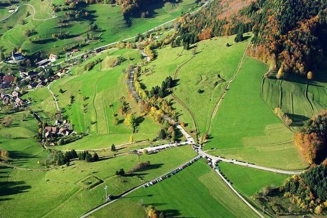 Vor 300 Jahren bot die Schwarzwaldlinie Schutz gegen die Franzosen