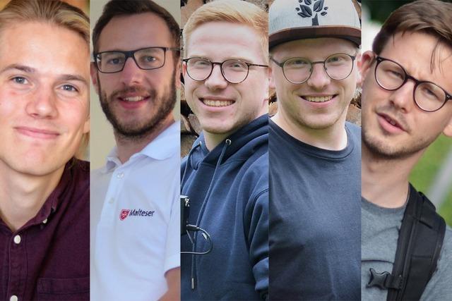 Sechs junge Männer aus Südbaden über Job, Privatleben und das Thema Gleichberechtigung