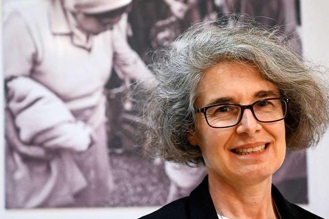 Nathalie Becquart gilt als die mächtigste Frau im Vatikan
