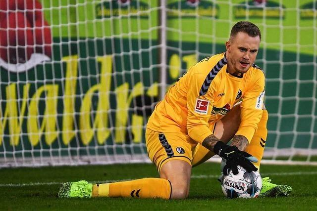 Oranje-Coach van Gaal will sich Freiburg-Keeper Flekken anschauen