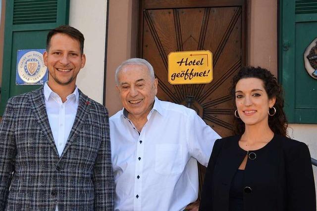 Neue Pächter wollen Tradition des einstigen Sterne-Restaurants