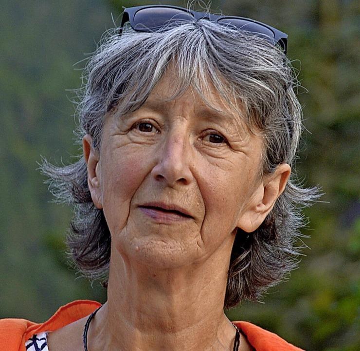 Gertrud Freitag ist künftig für die Fü...asse des Kirchenchores verantwortlich.  | Foto: Christiane Sahli