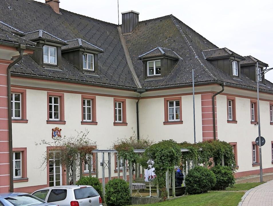 Große Umbauarbeiten stehen in naher Zu... im Altenpflegeheim St. Laurentius an.    Foto: Erhard Morath