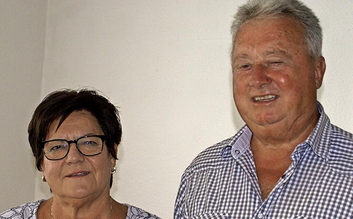 Seit 50 Jahren sind Esad und Rosa Duran verheiratet.   | Foto: Werner Probst