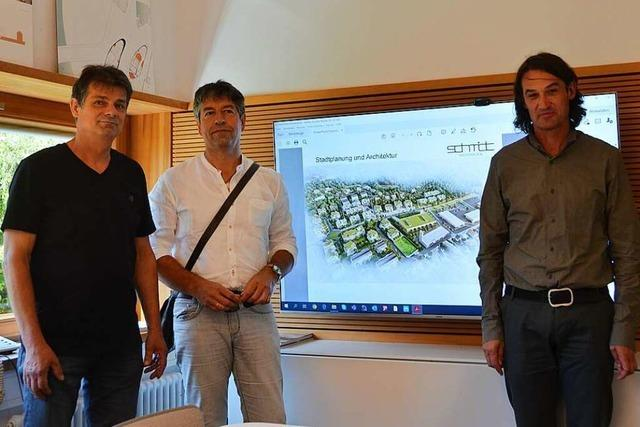 In Kenzingen könnten im Pfannenstiel 450 Wohneinheiten entstehen