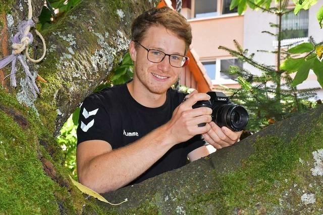 Fabian Sperlich gibt Einblick in seine Filmidee