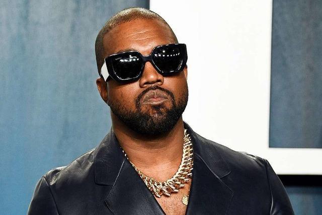 Gute Botschaften und Prahlerei: Kanye Wests neues Album