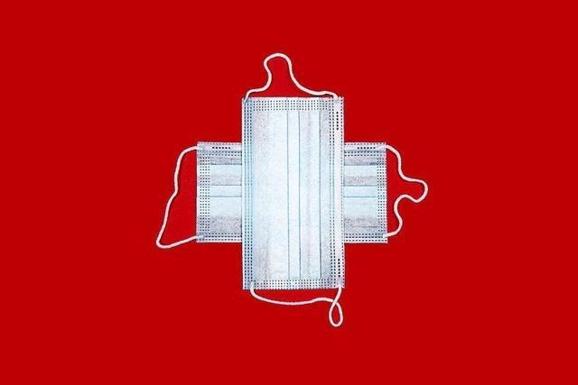80 Prozent der Intensivbetten belegt – Schweiz verschärft Regeln