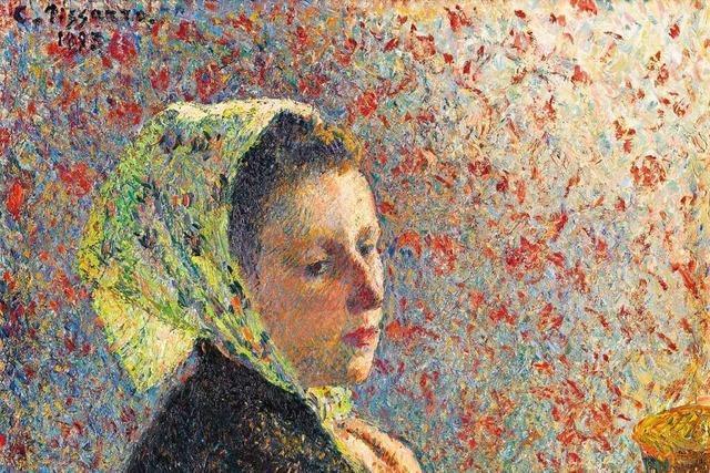 Vater des Impressionismus: Gemälde von Camille Pissarro in Basel