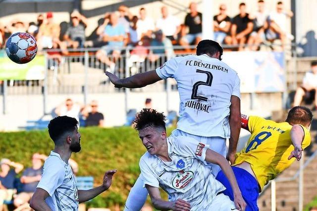 Abgeklärt kommt der FC Denzlingen gegen Waldkirch zum Erfolg