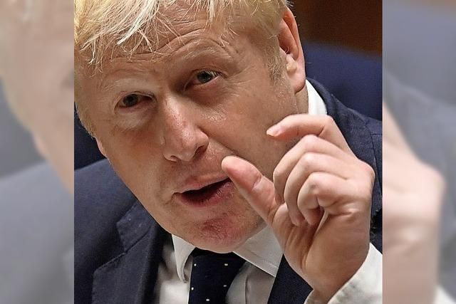 Johnson will Sozialversicherungsbeiträge erhöhen